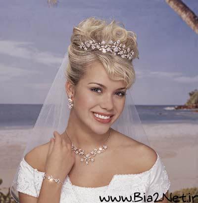 عکس سرویس طلا و جواهرات عروس